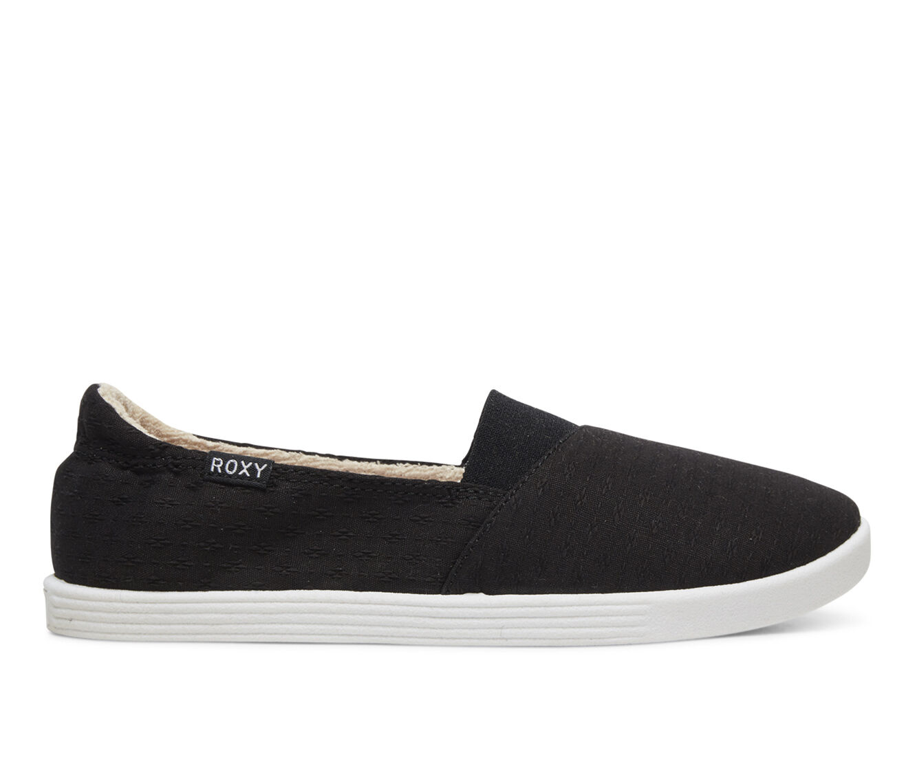 Women's Roxy Danaris Sneakers Black