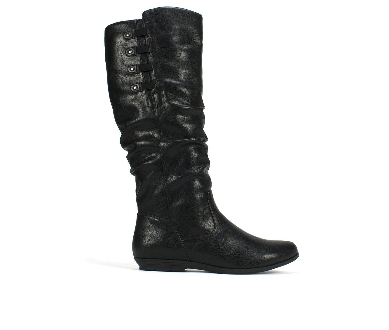 Women's Cliffs Francie Riding Boots Black