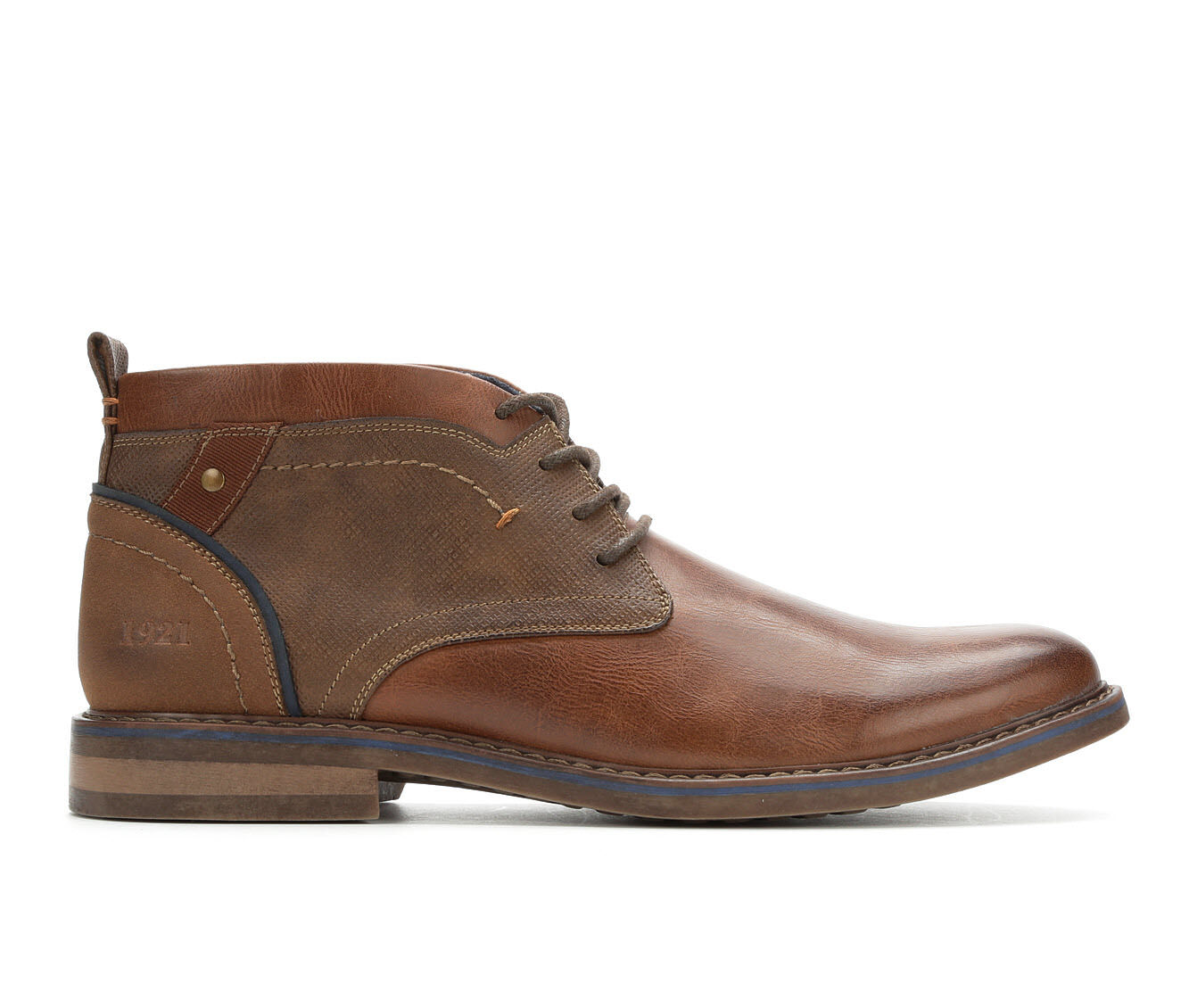 Promotional Men's Freeman Brent Chukka Boots Tan