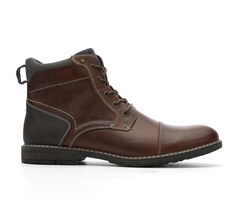 Men's Nunn Bush Fuse Captoe Chukka Boots