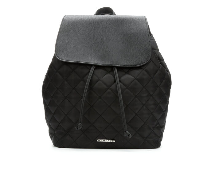 Rampage Quilt Logo Backpack