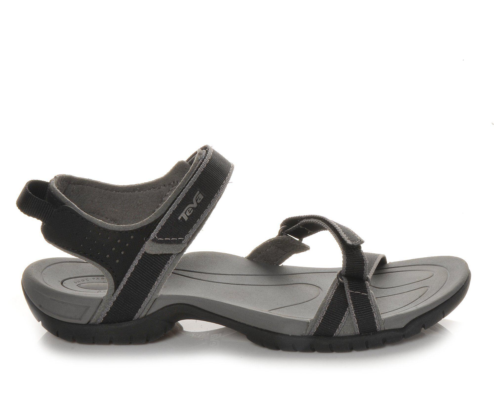 Women's Teva Verra Hiking Sandals Black