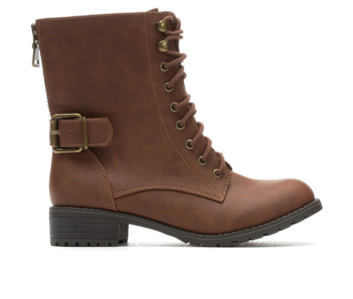 Women's Unr8ed Ocala Lace-Up Boots