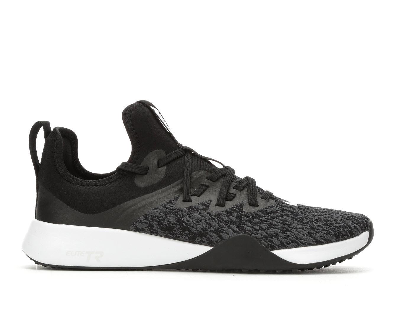 Women's Nike Foundation Elite TR Training Shoes Black/Wht/Anth