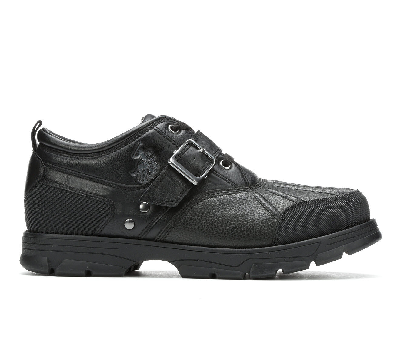 Hot Charm Men's US Polo Assn Clancy II Boots Black
