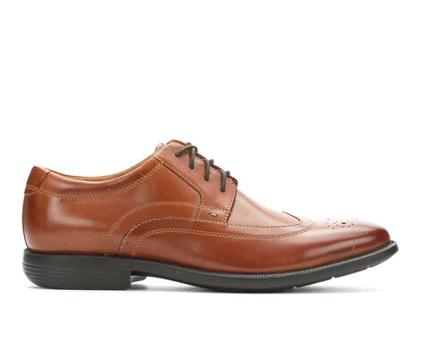 Men's Nunn Bush Decker Wingtip Oxford Dress Shoes