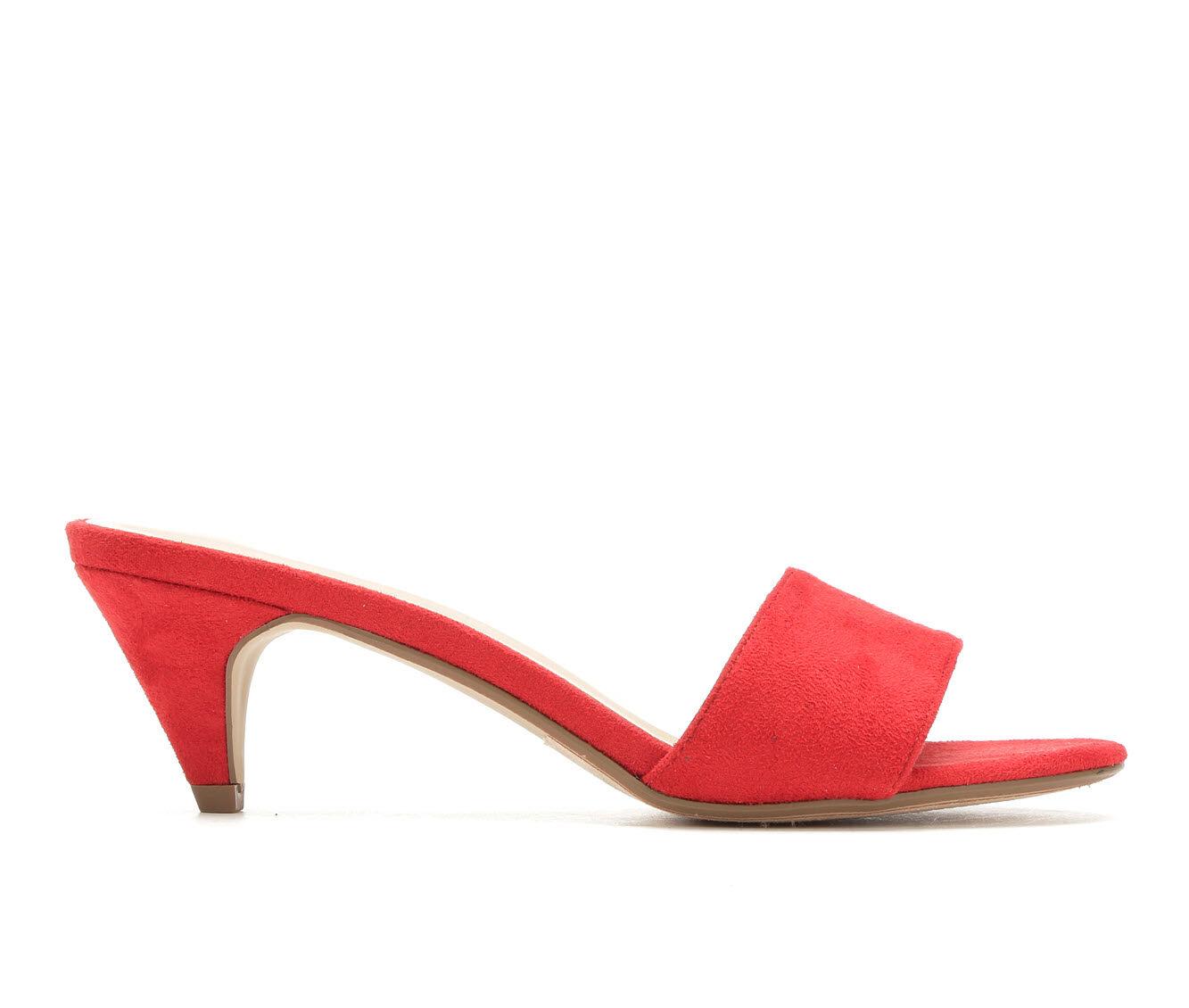 Women's City Classified Dodder Dress Sandals Lipstick