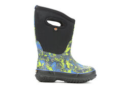 Boys' Bogs Footwear Little Kid & Big Kid Classic Micro Camo Winter Boots