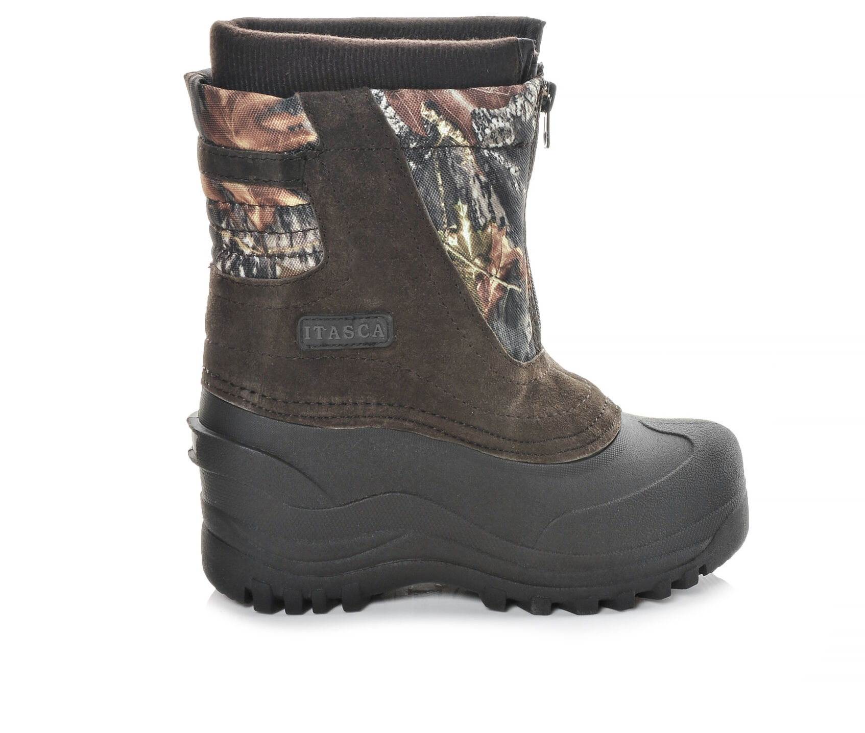 new concept d1738 3d0d1 Boys' Itasca Sonoma Little Kid & Big Kid Snow Stomper Camo Winter Boots