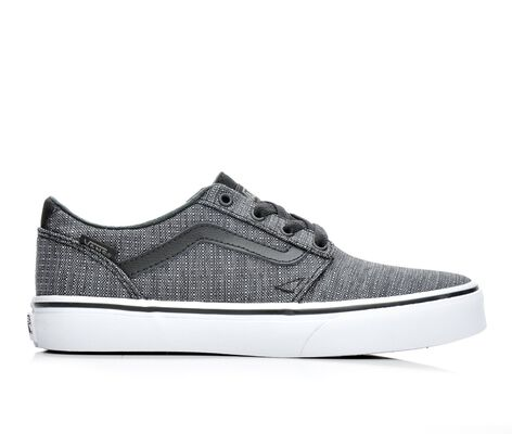 Boys' Vans Chapman Stripe 10.5-7 Skate Shoes