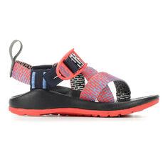 Girls' CHACO Little Kid & Big Kid Z1 Ecotread Outdoor Sandals