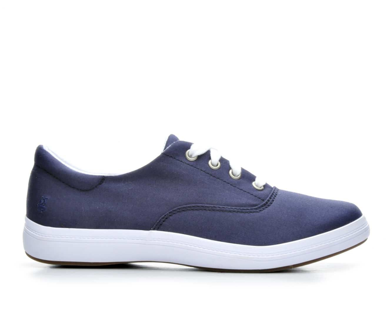 Women's Grasshoppers Janey II Twill Shoes Navy