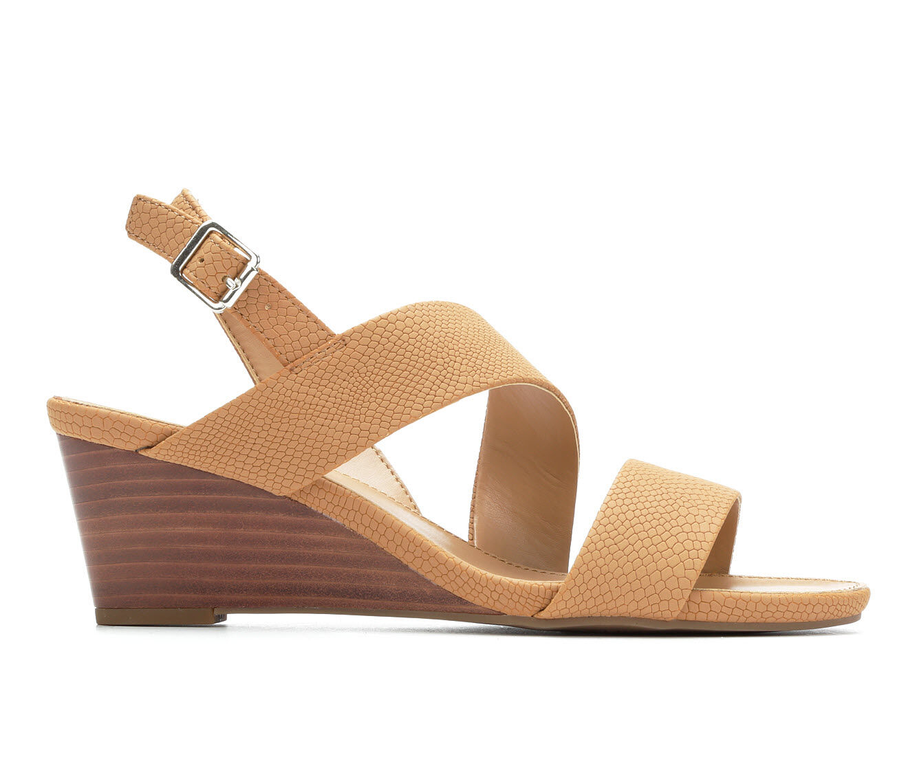 new style Women's Franco Sarto Danila2 Dress Sandals Havana