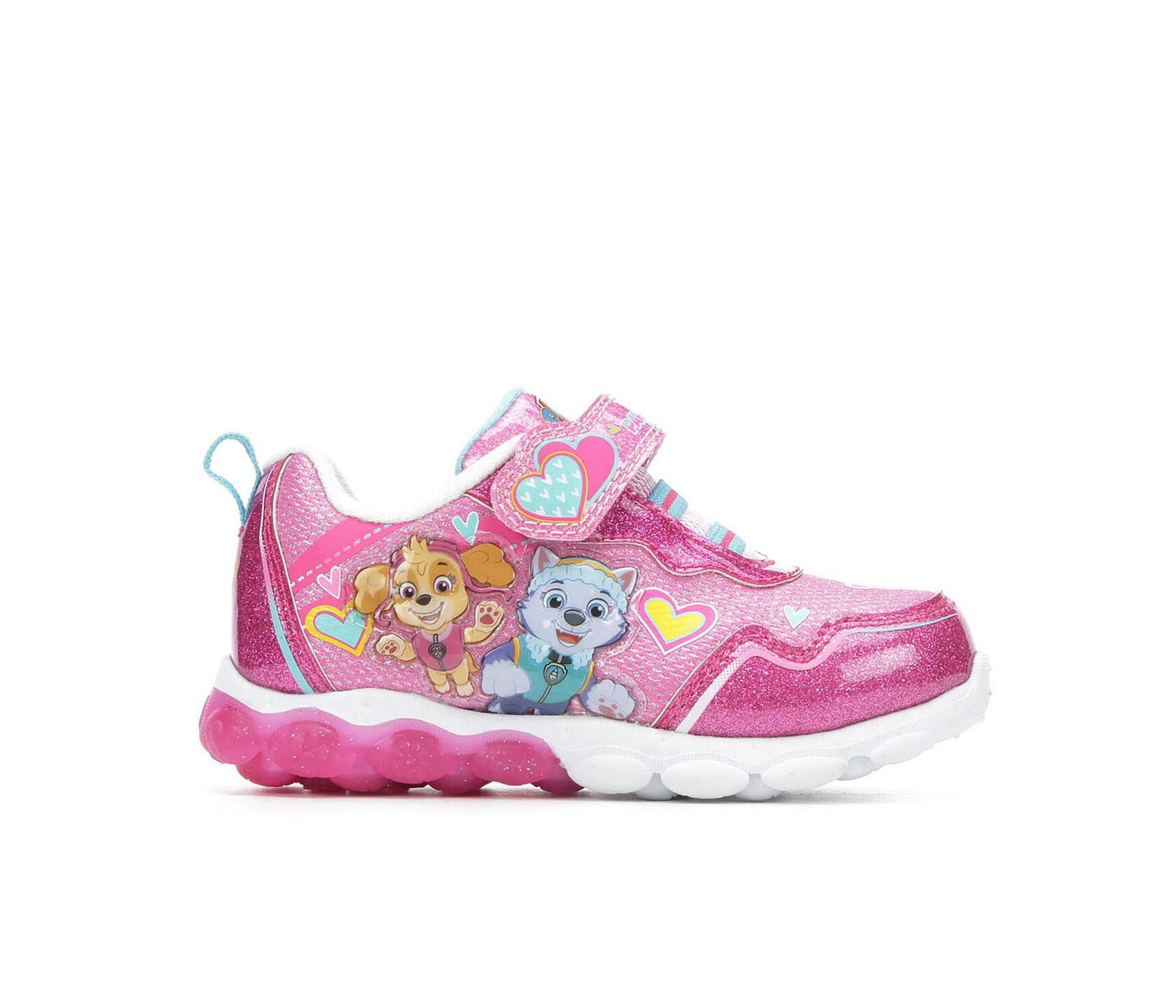 9d6d3338cead7 Girls' Nickelodeon Toddler & Little Kid Paw Patrol 7 Light-Up ...
