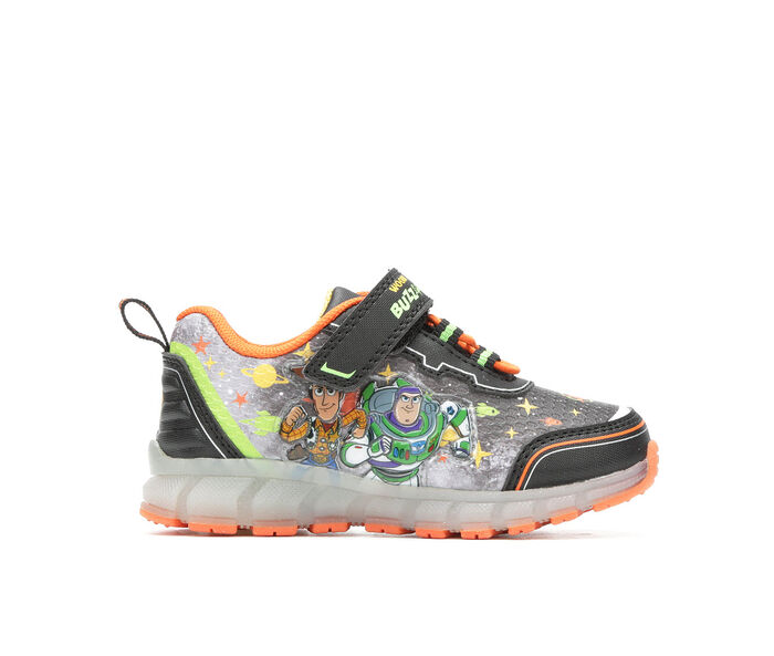 Boys' Disney Toddler & Little Kid Toy Story 5 Light-Up Sneakers