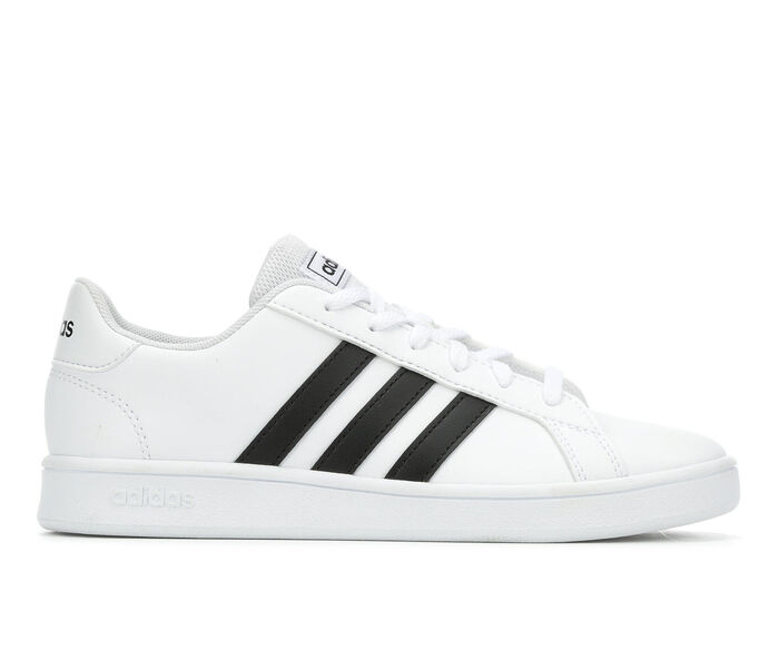 Kids' Adidas Little Kid & Big Kid Grand Court Sneakers