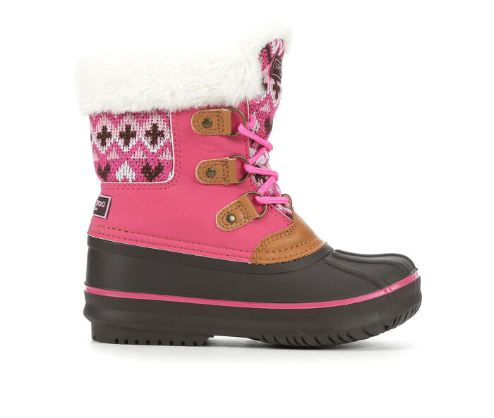 Girls' London Fog Little Kid & Big Kid Tottenham Winter Boots