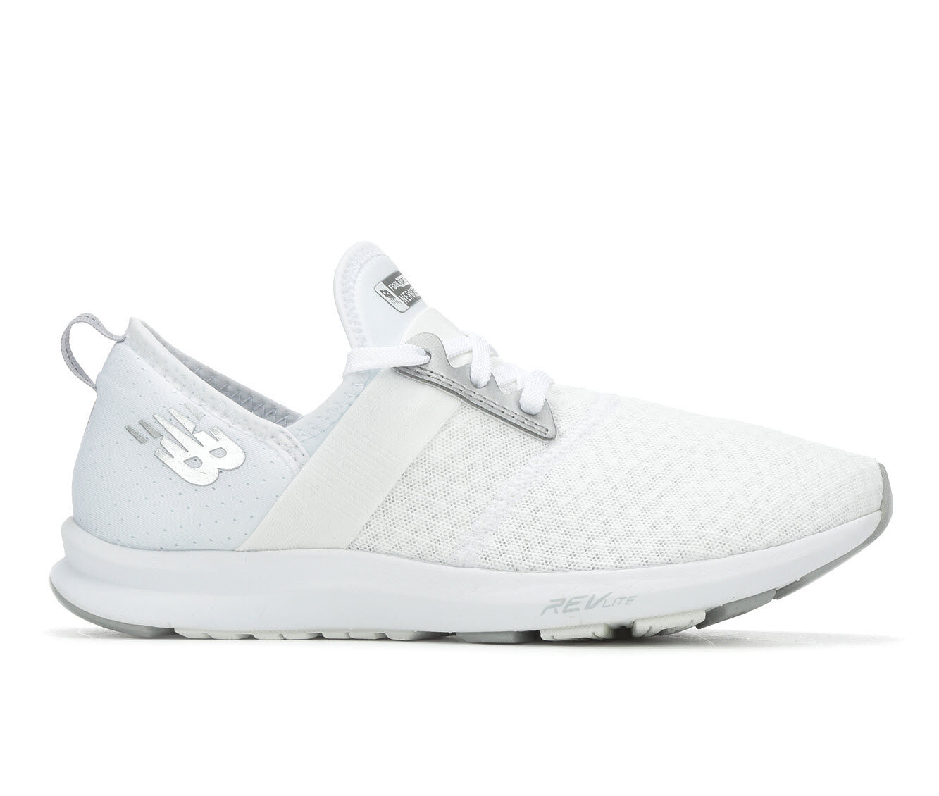 Lowest Price Women's New Balance FuelCore Nergize Sneakers White/White