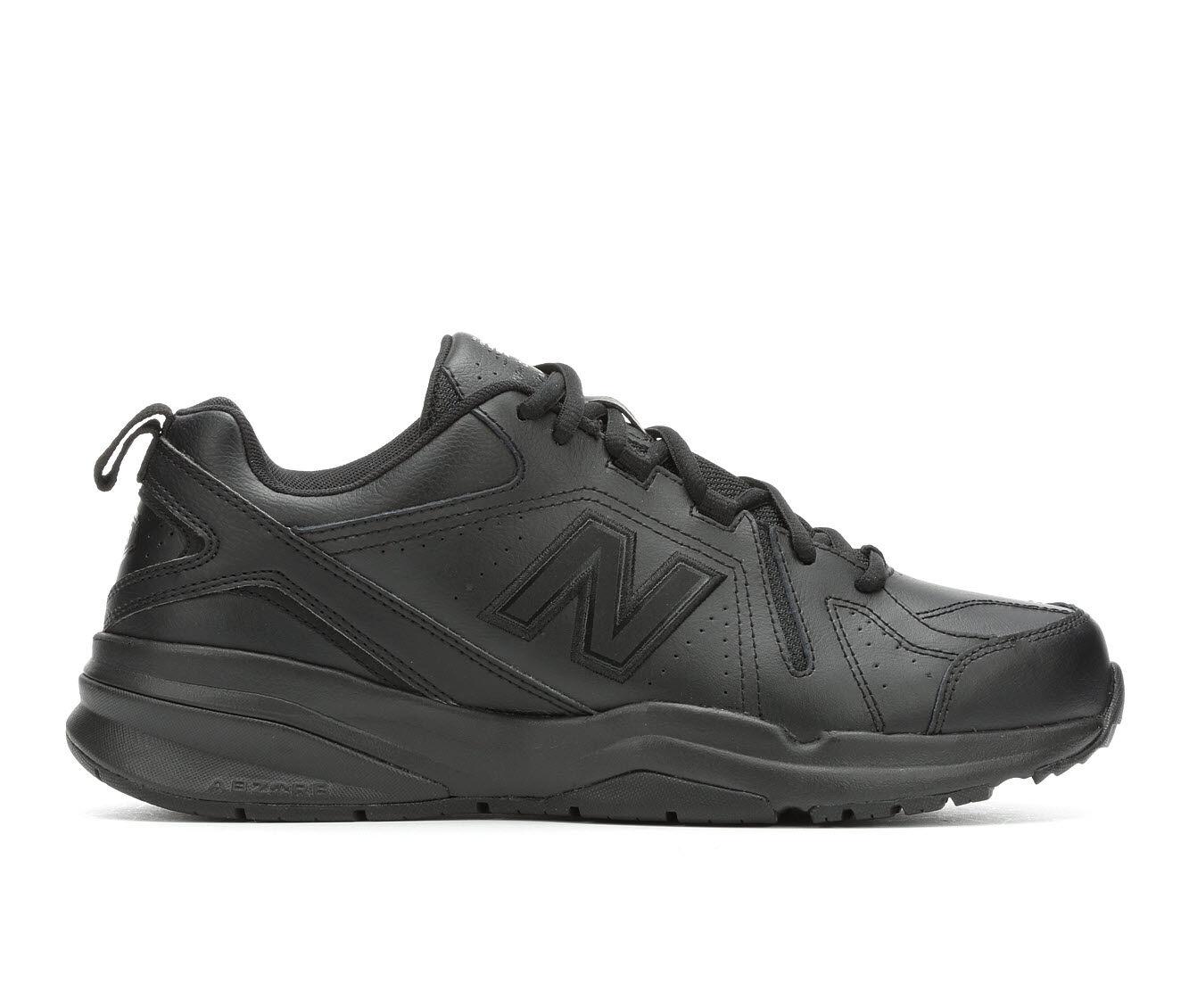 Men's New Balance MX608V5 Training Shoes Blk Slip Resist