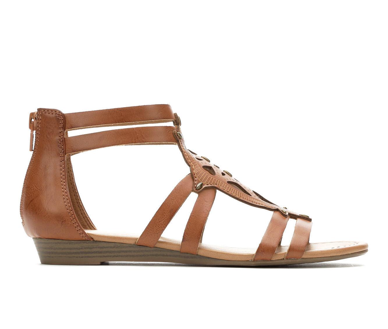Women's Makalu Camila Gladiator Sandals Cognac