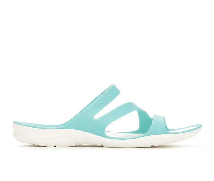 Women's Crocs Swiftwater Strappy Sandals