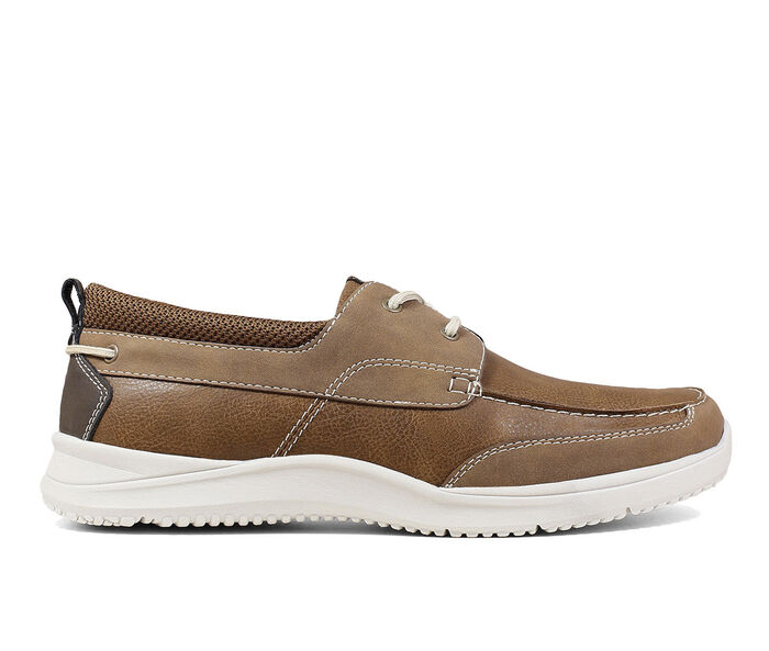 Men's Nunn Bush Conway Moc Toe Boat Shoe Boat Shoes