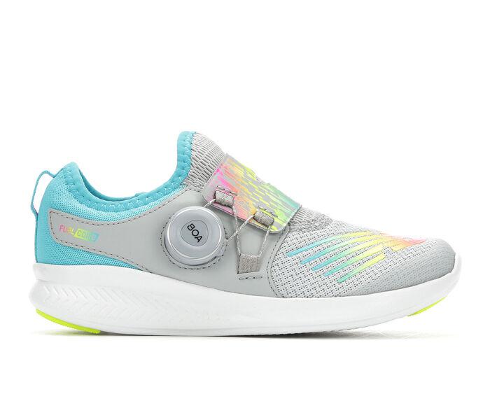 Girls' New Balance Little Kid KJBKOSRP Slip-On Sneakers