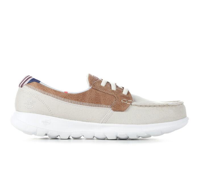 Women's Skechers Go 136070 Go Play Vista Boat Shoes