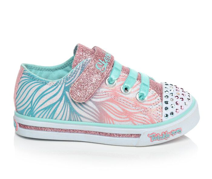 Girls' Skechers Sparkle Glitz 5-10 Light-Up Sneakers