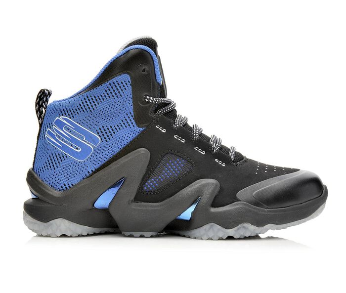 Boys' Skechers Rapid Train 10.5-7 Basketball Shoes
