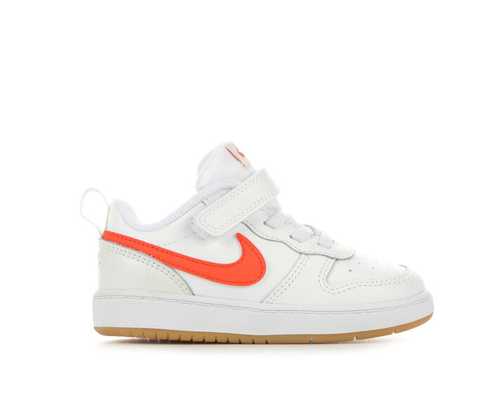 Boys' Nike Infant & Toddler Court Borough Low 2 Sneakers