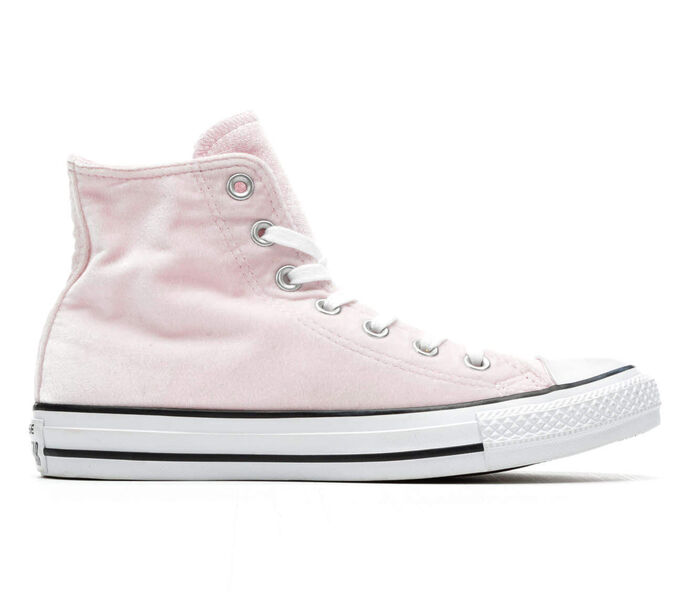 Women s Converse Chuck Taylor All Star Velvet Hi High Top Sneakers at Shoe  Carnival in Grand c4eccf359