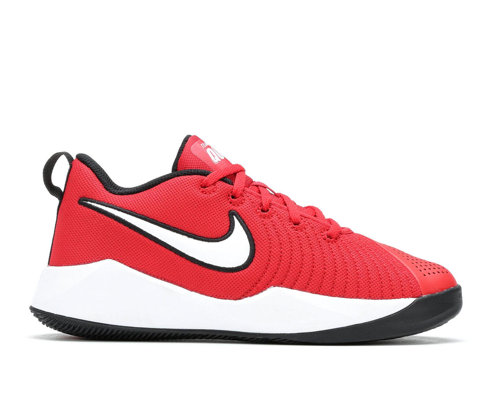 5aaed4f27d30a Boys' Nike Big Kid Team Hustle Quick 2 Basketball Shoes