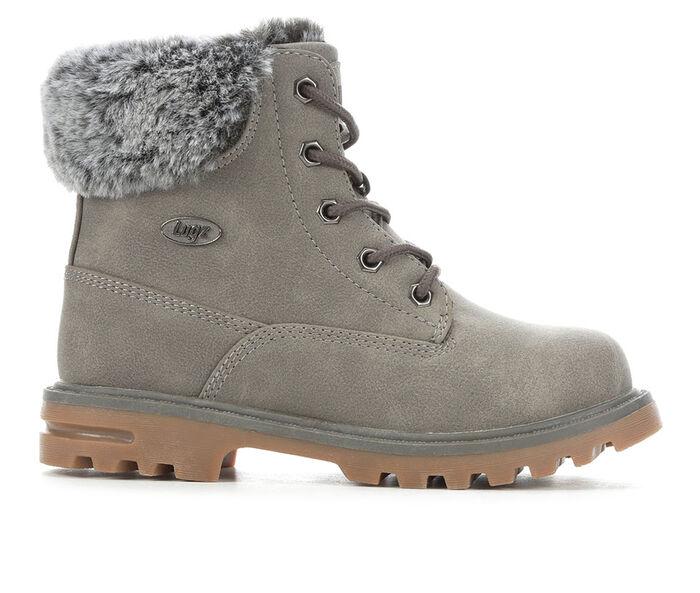 Girls' Lugz Big Kid Empire Hi Faux Fur Boots