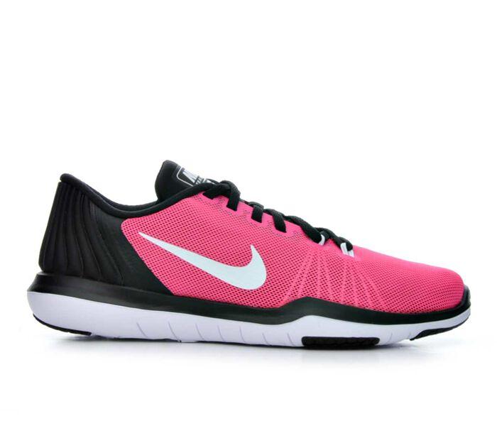 Girls' Nike Flex Supreme TR 5 3.5-7 Girls Running Shoes