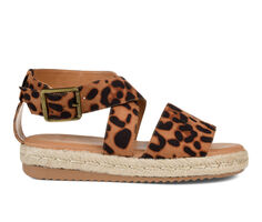 Women's Journee Collection Trinity Flatform Sandals