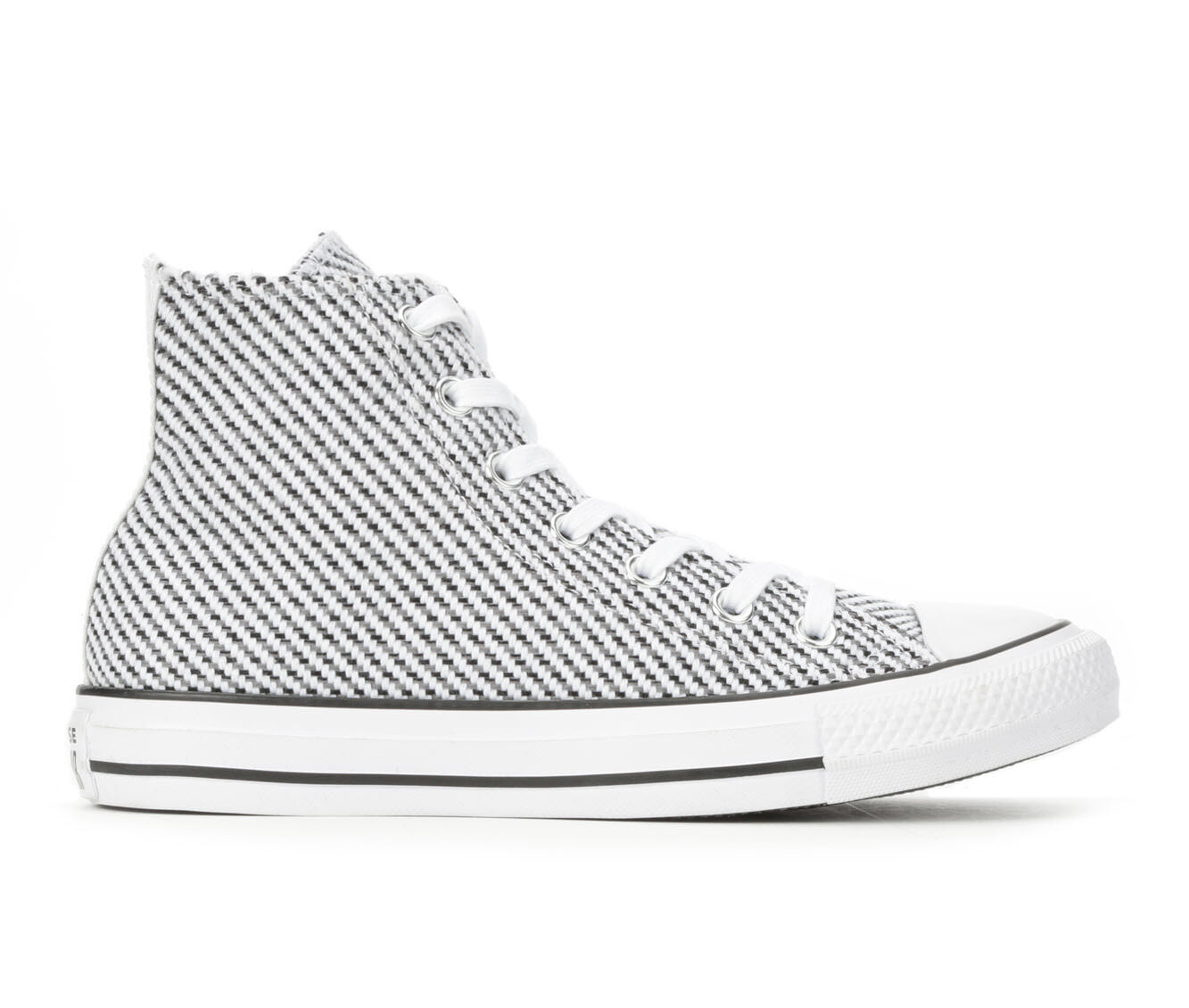 discount price Women's Converse Wonderland Hi Sneakers White/Black