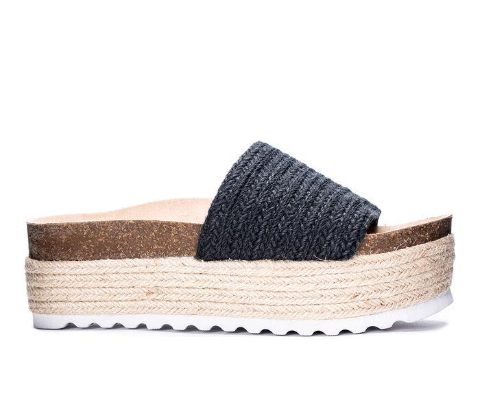 Women's Dirty Laundry Palm Desert Jute Flatform Sandals