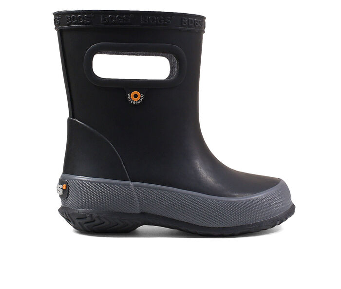 8bdb58147 Boys' Bogs Footwear Toddler & Little Kid Skipper Solid Rain Boots
