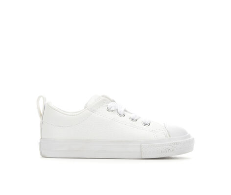 Kids' Converse Infant Chuck Taylor Street Slip Leather Sneakers