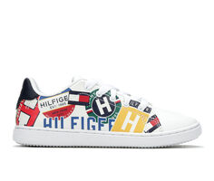 Boys' Tommy Hilfiger Little Kid & Big Kid Iconic Court Sneakers