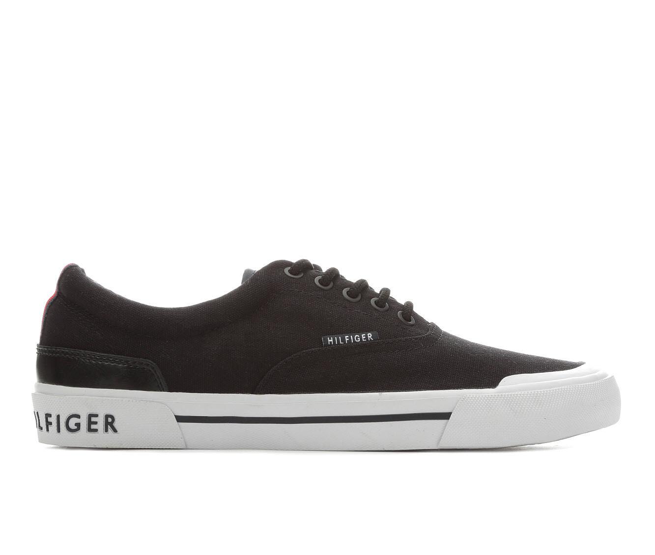 Men's Tommy Hilfiger TM-Pallet Casual Shoes Black/Black