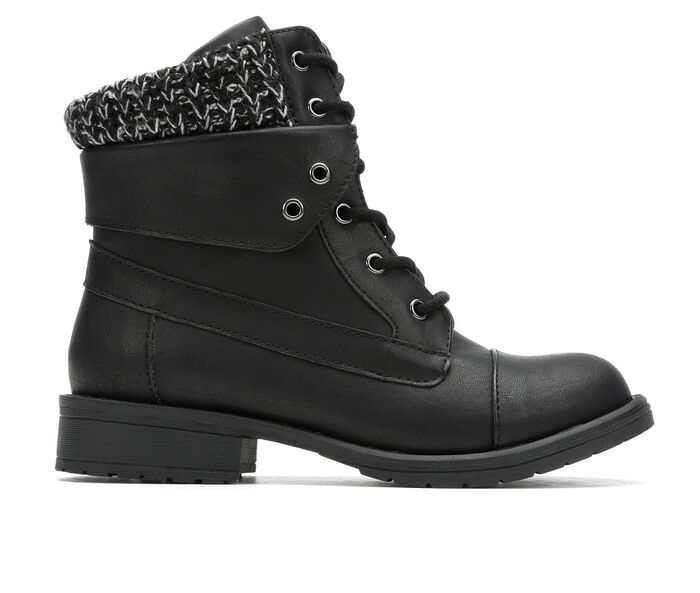 Girls' Madden Girl Little Kid & Big Kid MJaxs Combat Boots