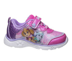 Girls' Nickelodeon Toddler & Little Kid CH80034O Paw Patrol Light-Up Sneakers