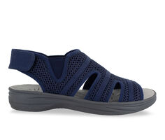 Women's Easy Street Happy Sandals