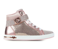 Girls' Skechers Little Kid & Big Kid Shoutouts Steal the Runway High Top Sneakers