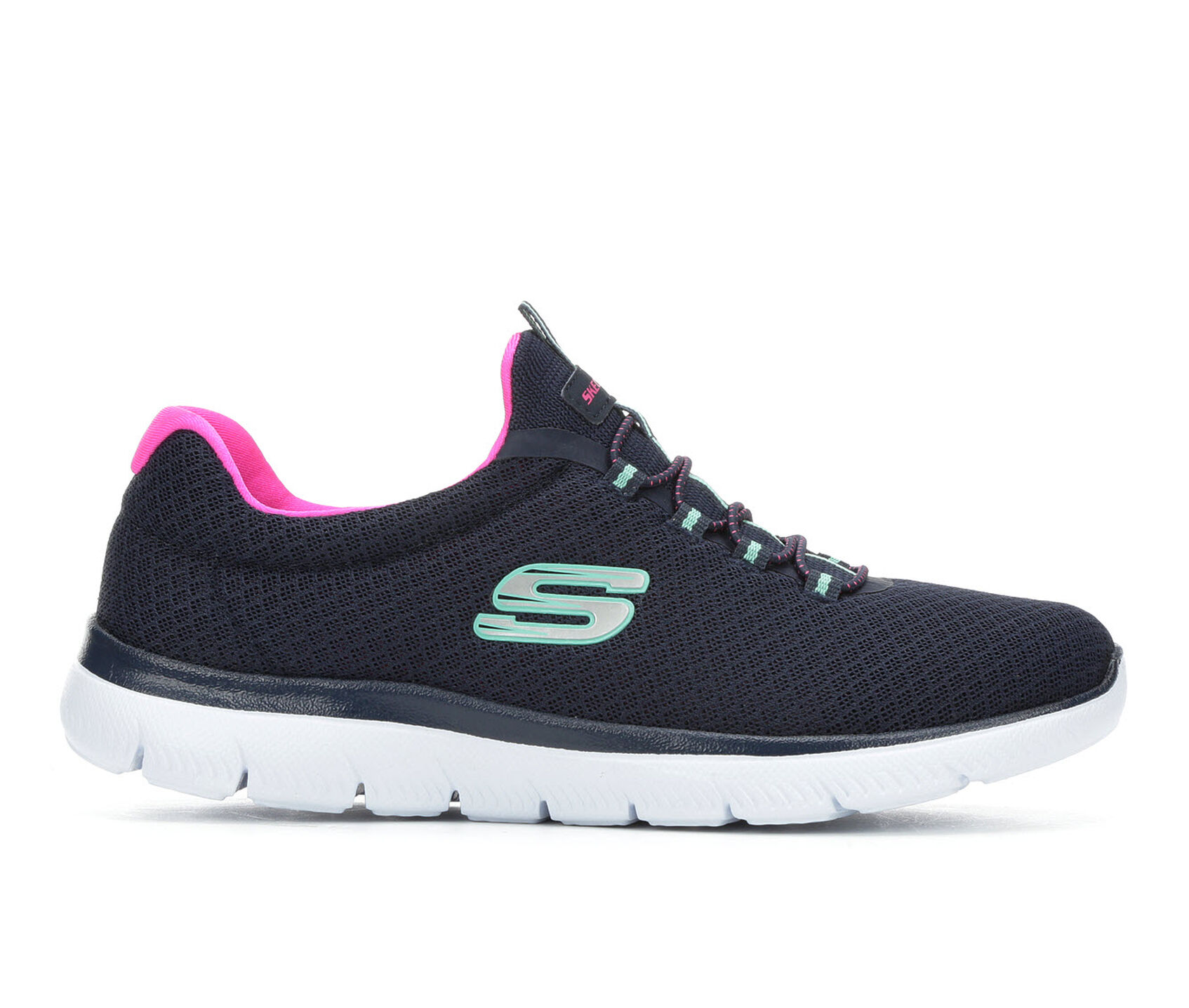 6182800b14 Women's Skechers Summits 12980 Slip-On Sneakers | Shoe Carnival