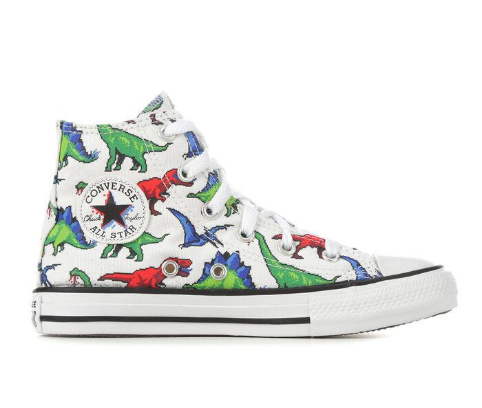 Boys' Converse Little Kid & Big Kid CTAS Dinoverse Dinosaur Sneakers