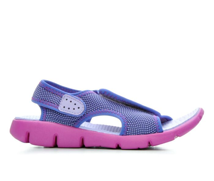 6dcc8c0239bc0c Girls  39  Nike Little Kid Sunray Adjust Sandals
