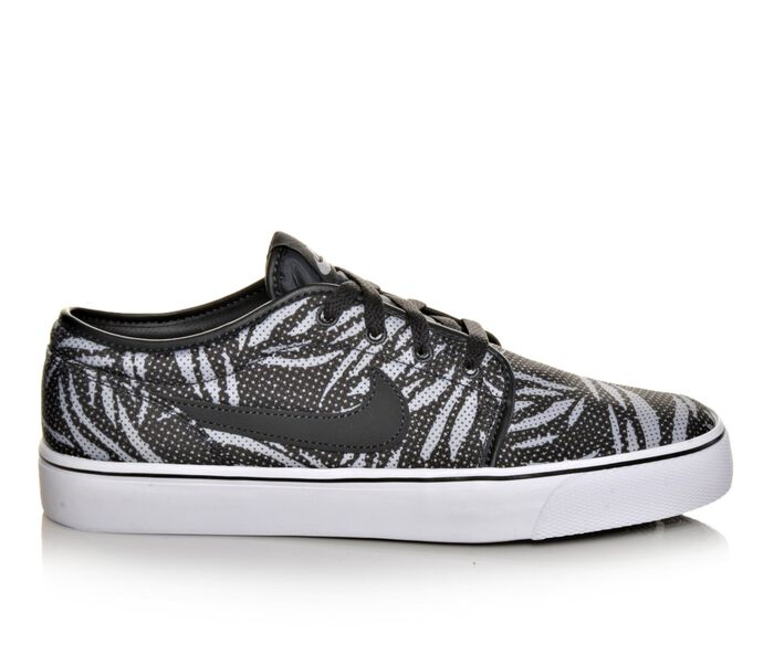 Men's Nike Toki Low TXT Print Skate Shoes